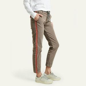 NWT Sundry N61 Corduroy Trousers with Racer Stripe